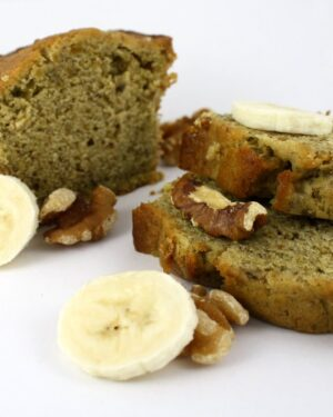 Cannabis Banana Bread